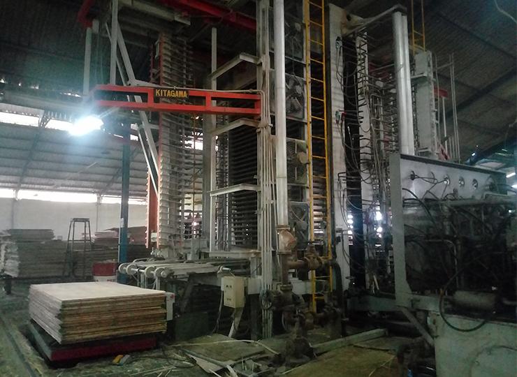KITAGAWA HOT PRESS MACHINE