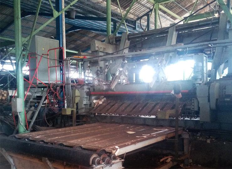 ROTARI 9 FEET MACHINE